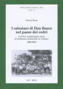Copertina di 'I salesiani di don Bosco nel paese dei cedri'
