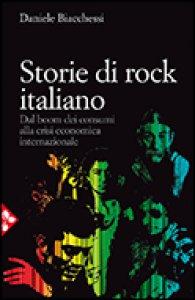 Copertina di 'Storie di rock italiano'
