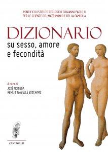 Copertina di 'Dizionario sul sesso, amore e fecondità.'