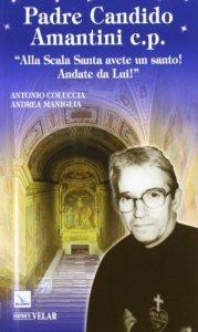 Copertina di 'Padre Candido Amantini c.p.'