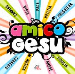 Copertina di 'Amico Gesù'