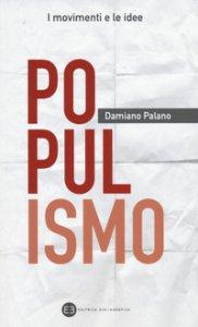 Copertina di 'Populismo'