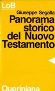Copertina di 'Panorama storico del Nuovo Testamento'