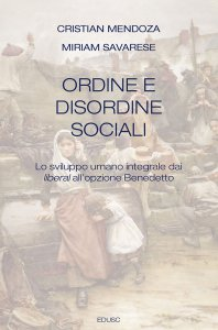Copertina di 'Ordine e disordine sociali'