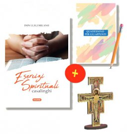 Copertina di 'Esercizi spirituali casalinghi'