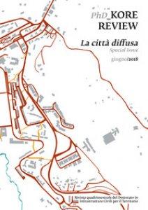 Copertina di 'La città diffusa'