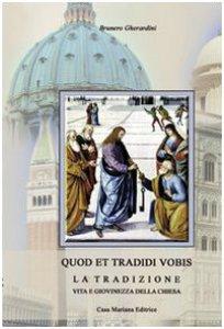 Copertina di 'Quod et tradidi vobis'
