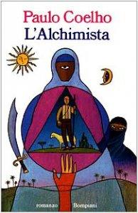 Copertina di 'L' alchimista'