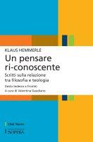 Un pensare ri-conoscente - Klaus Hemmerle