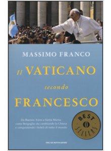 Copertina di 'Il Vaticano secondo Francesco'