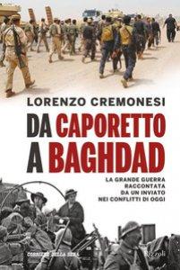 Copertina di 'Da Caporetto a Baghdad'