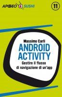 Android Activity - Massimo Carli