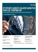 Internazionalizzazione delle imprese 2017 - Belluzzo & Partners