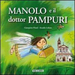 Copertina di 'Manolo e il dottor Pampuri.'