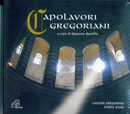 Copertina di 'Capolavori gregoriani [2 cd]'
