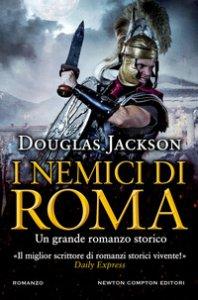 Copertina di 'I nemici di Roma'