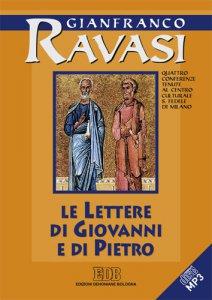 Copertina di 'Lettere di Giovanni e di Pietro. Cd Mp3'