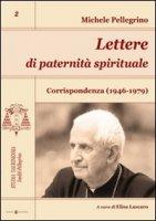 Lettere di paternità spirituale - Pellegrino Michele