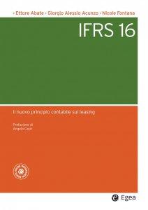 Copertina di 'IFRS 16'