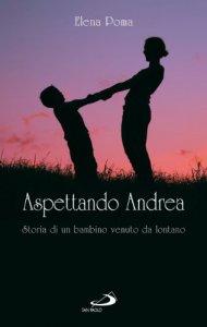 Copertina di 'Aspettando Andrea. Storia di un bambino venuto da lontano'