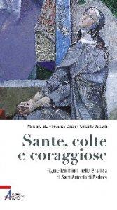 Copertina di 'Sante, colte e coraggiose'