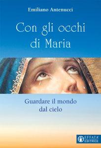 Copertina di 'Con gli occhi di Maria'