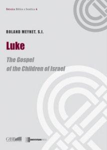 Copertina di 'Luke. The Gospel of the Children of Israel'