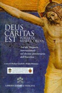 Copertina di 'Deus caritas est - Porta di Misericordia'