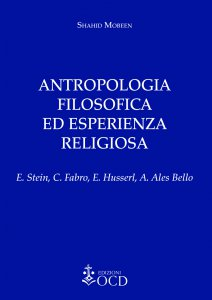 Copertina di 'Antropologia filosofica ed esperienza religiosa'