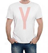 T-shirt Yeshua rosa - taglia L - uomo