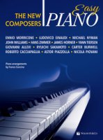 Easy piano. The new composers - Concina Franco