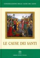 Le cause dei Santi