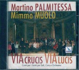 Copertina di 'Via Crucis, Via Lucis'