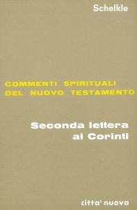 Copertina di 'Seconda lettera ai Corinti'
