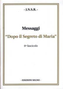 Copertina di 'Messaggi. «Dopo il segreto di Maria»'