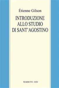 Copertina di 'Introduzione allo studio di sant'Agostino'