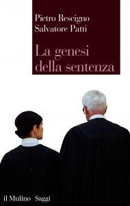 Copertina di 'La genesi della sentenza'