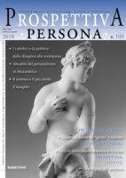 Prospettiva persona. Trimestrale di cultura, etica e politica (2018)