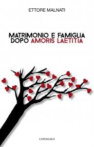Copertina di 'Matrimonio e famiglia dopo l'«Amoris Laetitia»'