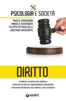 Diritto - Gaetano Viciconte, Filippo Petruccelli, Angelo Costanzo, Paolo Cherubini