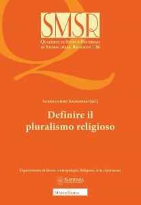 Copertina di 'Definire il pluralismo religioso'