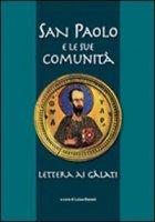 San Paolo e le sue comunità. Lettera ai Galati