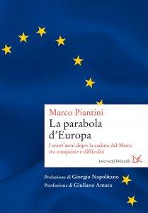 Copertina di 'La parabola d'Europa'