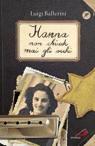 Copertina di 'Hanna non chiude mai gli occhi'