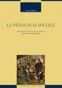 Copertina di 'La Pedagogia Sociale'