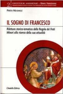 Copertina di 'Il sogno di Francesco'