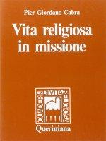 Vita religiosa in missione - Cabra P. Giordano