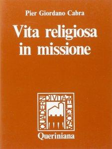 Copertina di 'Vita religiosa in missione'