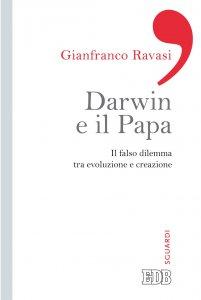 Copertina di 'Darwin e il papa'