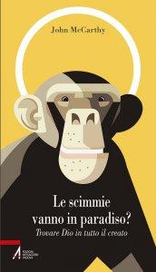 Copertina di 'Le scimmie vanno in paradiso?'